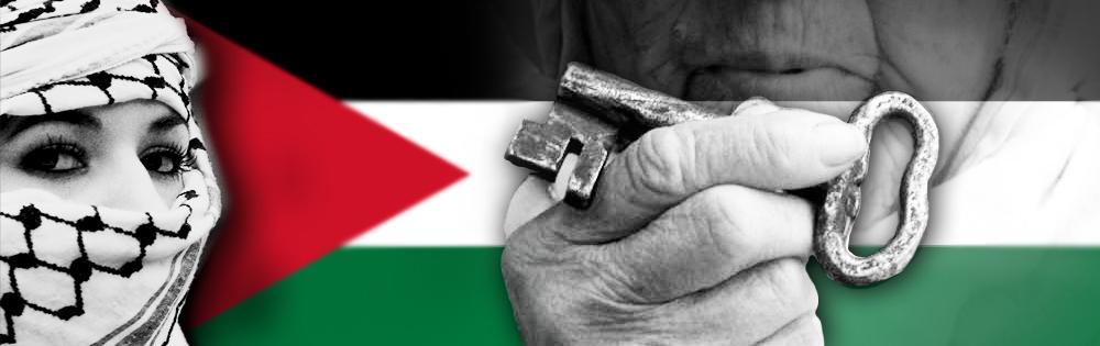 Palestine news right t return
